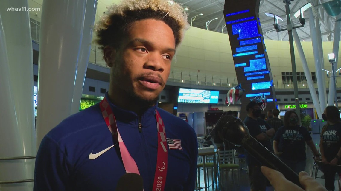 3-time Paralympic medalist Noah Malone, other Hoosiers win big at Paralympics