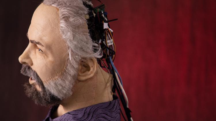 Innovative robotics research center opens on University of Louisville campus