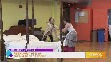 """Celebrate Valentine's Day weekend with """"The Marriage of Figaro"""""""
