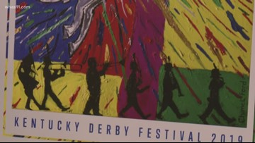 Kentucky Derby Festival posters unveiled