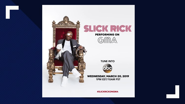 Rap pioneer appears on ABC's Strahan and Sara