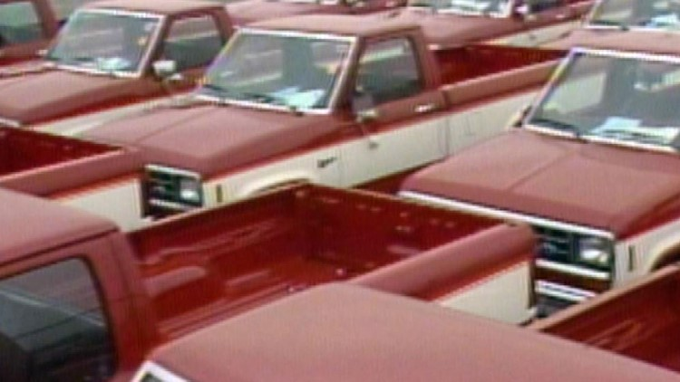 The Vault: Nearly 40 years after launch, Ford Ranger nearing comeback