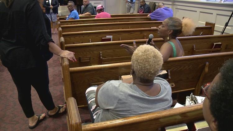 Shawnee violence community conversation