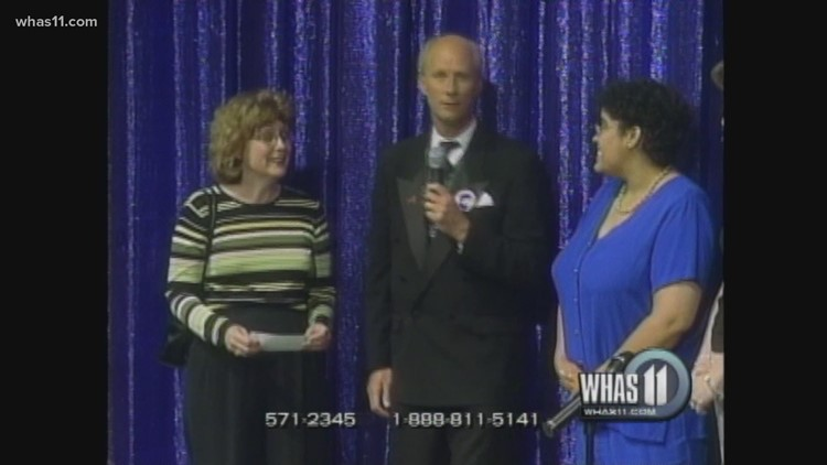Spotlighting Terry Meiners' 20 years of service to WHAS Crusade for Children
