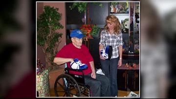 Foster program provides families for elderly veterans