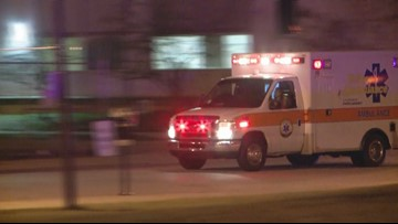 Jeffersonville officer released from hospital after struck by vehicle