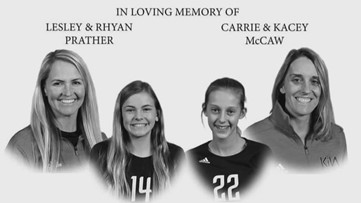Louisville Fire invites community to honor 4 killed in crash during procession