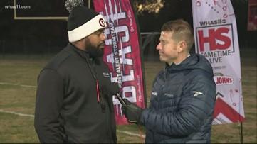 HS Gametime Ballard Head Coach Adrian Morton Interview