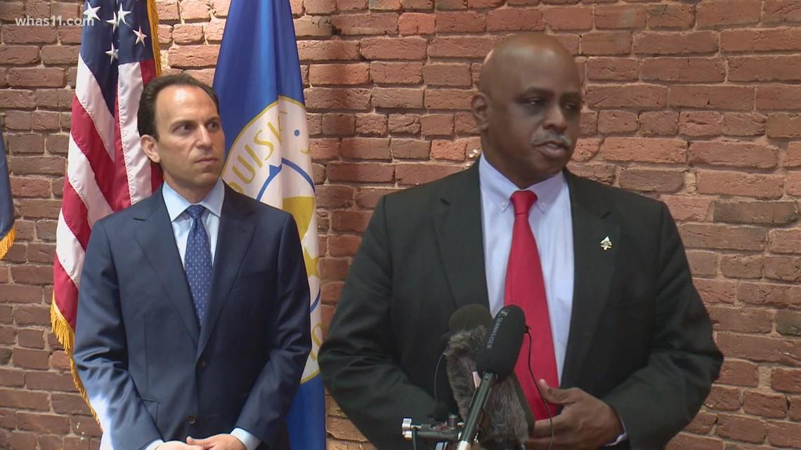 Metro Council President David James endorses Craig Greenberg for mayor