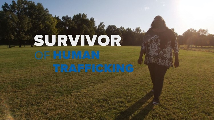 Louisville woman turns to advocacy after becoming victim to human trafficking