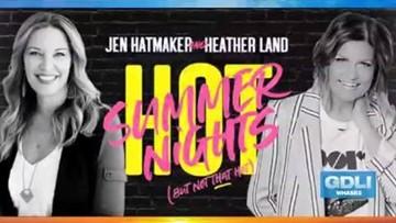 Jen Hatmaker + Heather Land bring the laughs to Louisville Palace