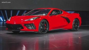 First 2020 Corvette rolls off Kentucky assembly line