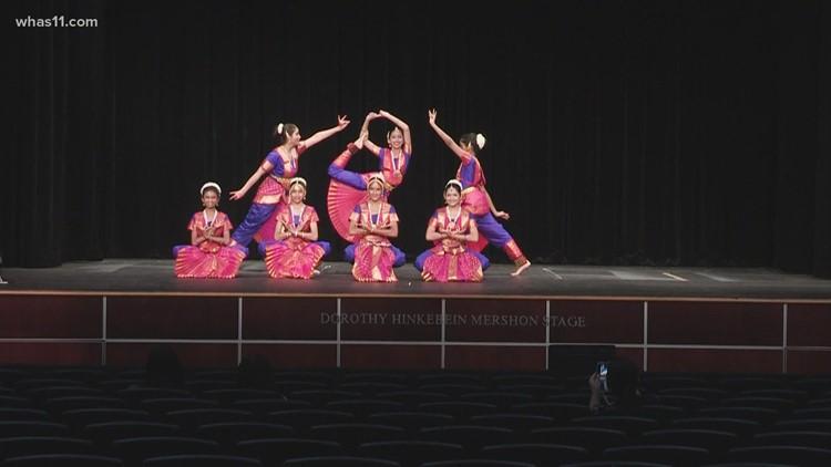 Natya Kendra Dance Academy recital benefits Crusde for Children