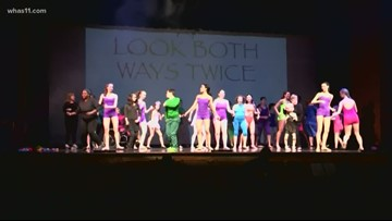 Dance troupe championed by WHAS Crusade for Chidren celebrates growth