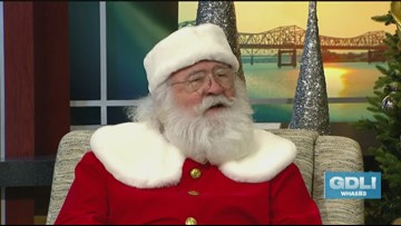 The Mommy Nest teams up with Santa to help families in need