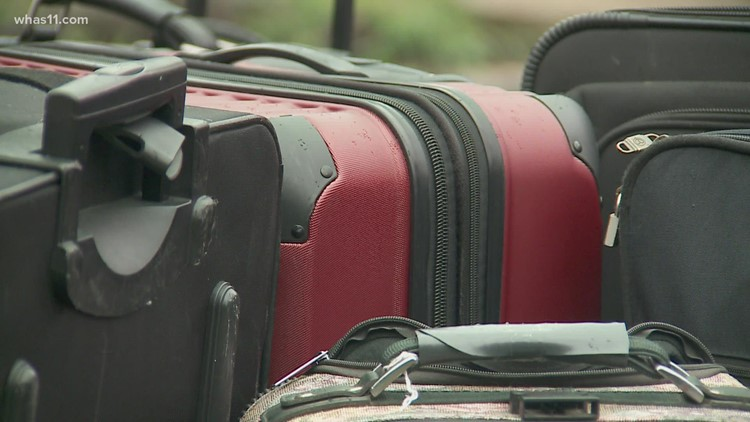 Louisville man making sure foster children have a place to store their possessions