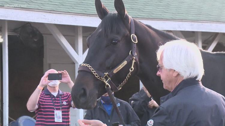 Will Kentucky Derby winner Medina Spirit run in the Preakness?
