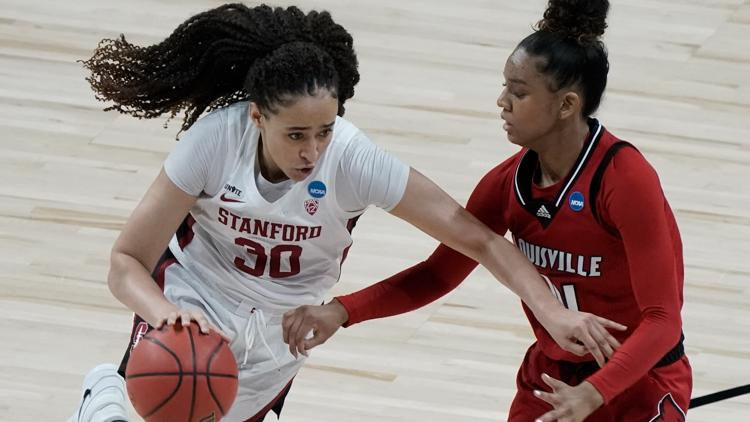Louisville falls to Stanford 78-63 in Elite 8