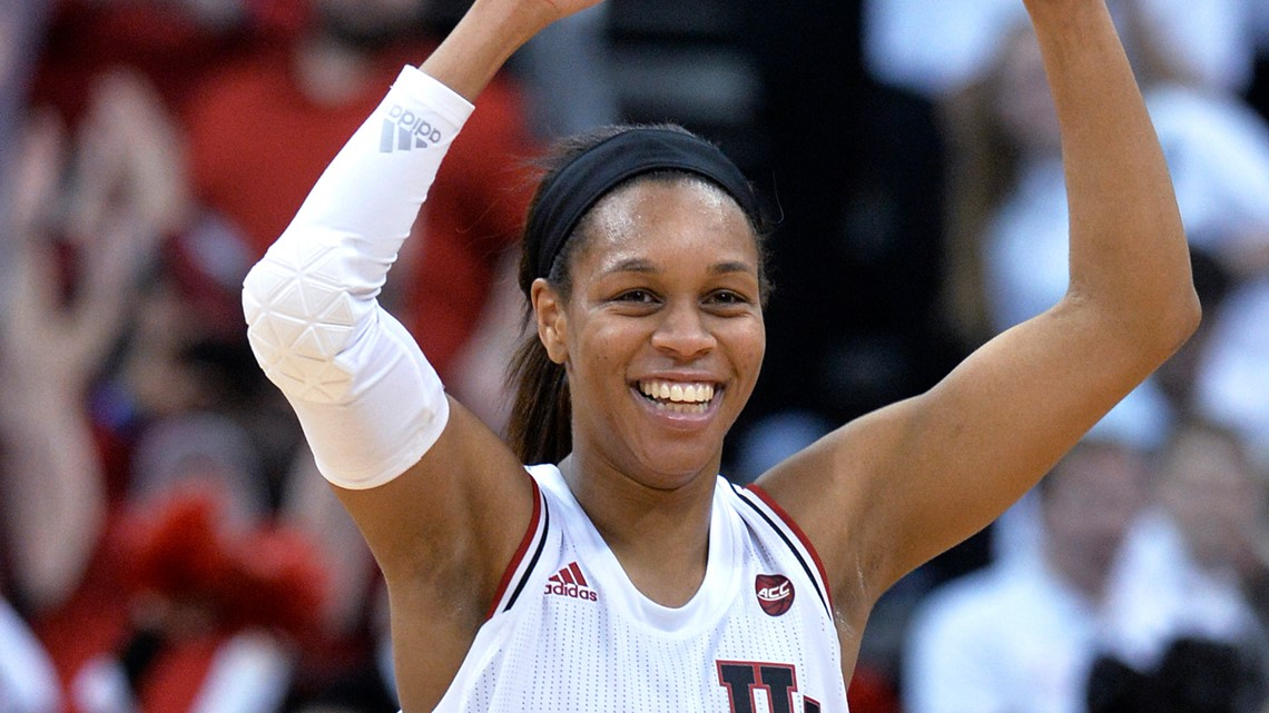 Asia Durr drafted second overall in the 2019 WNBA Draft