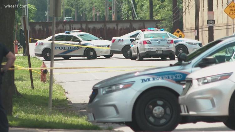 LMPD investigating after man found dead from gunshot