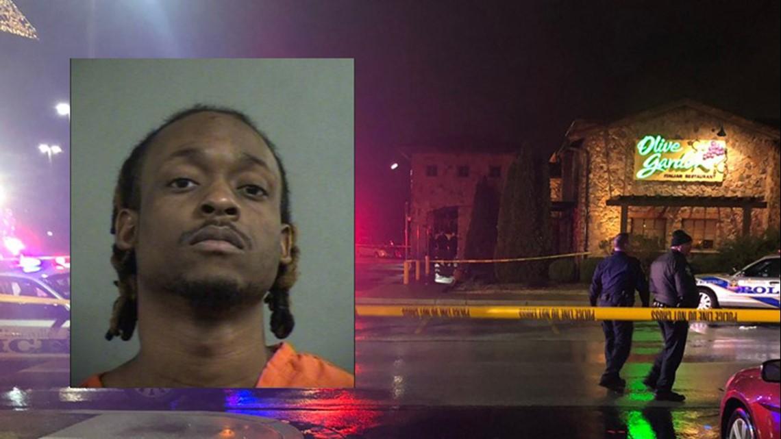 Victim Id 39 D Suspect In Custody Following Olive Garden Shooting