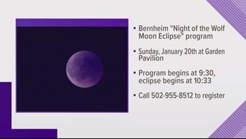 INTERVIEW: See the Super Blood Wolf Moon at Bernheim