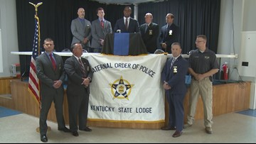 Did 2013 bill lead Kentucky FOP endorsement away from Stumbo and for Cameron?