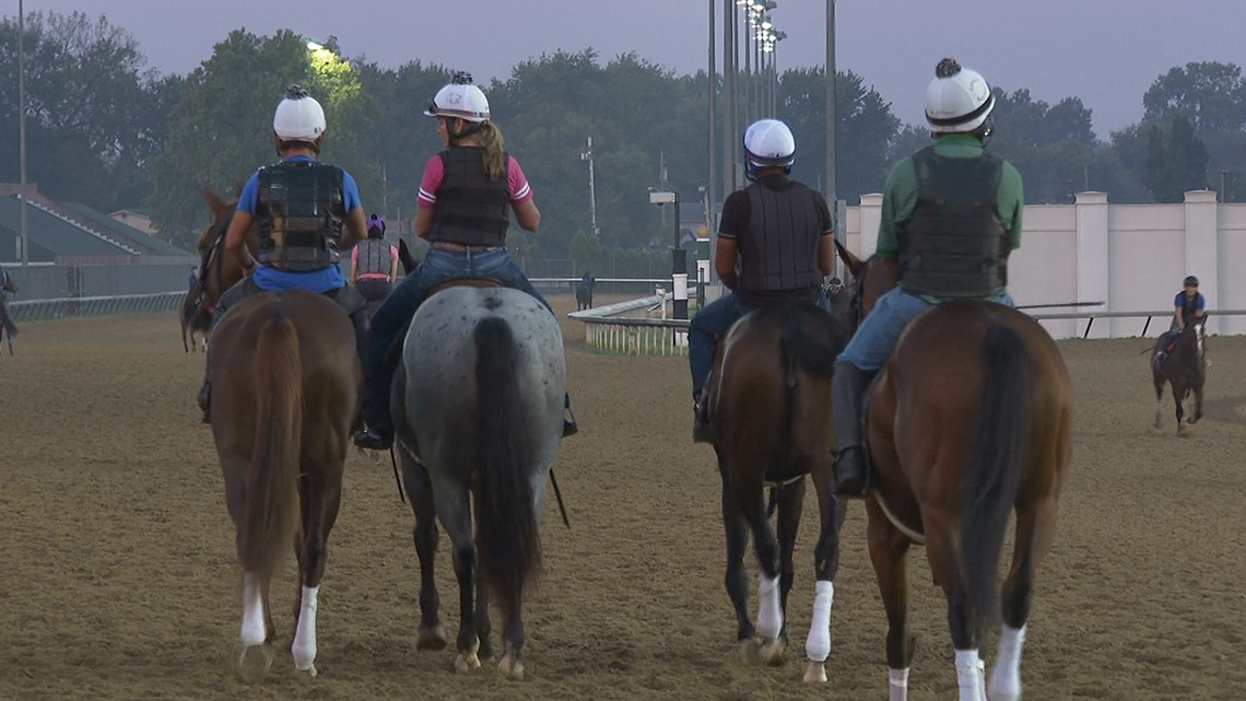 Backside Learning Center helps Churchill Downs workers succeed