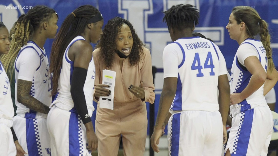 Kyra Elzy's road to UK