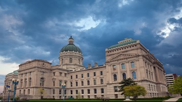 Indiana finances take a big blow from coronavirus crisis