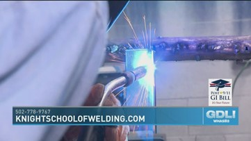 Start a new career at Knight School of Welding