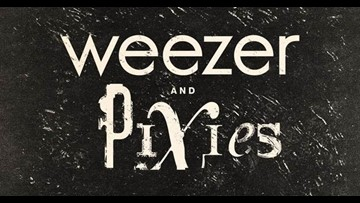 Busy year ahead for the Pixies and Weezer