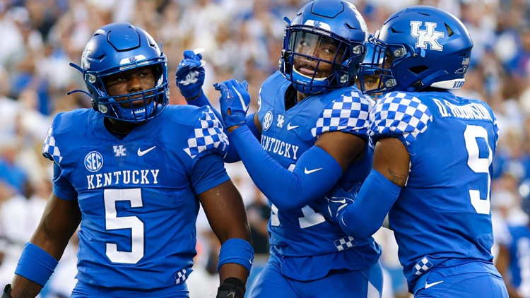 Kentucky upsets No. 10 Florida in SEC showdown
