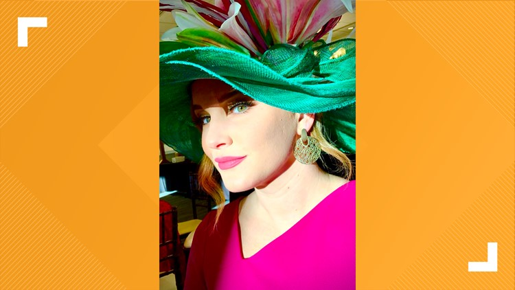 PHOTOS   WHAS11 fashion game is strong for 2021 Kentucky Derby