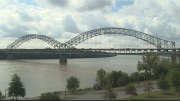1 lane to shut down on Sherman Minton Bridge due to inspections