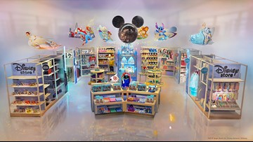 Clarksville's Target location to get special Disney store section