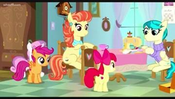 My Little Pony introduces same-sex couple