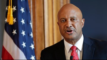 Indiana Attorney General Curtis Hill is trying to block two women from testifying in court