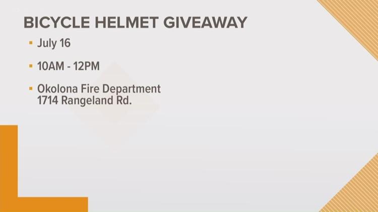 INTERVIEW: Bicycle helmet giveaway