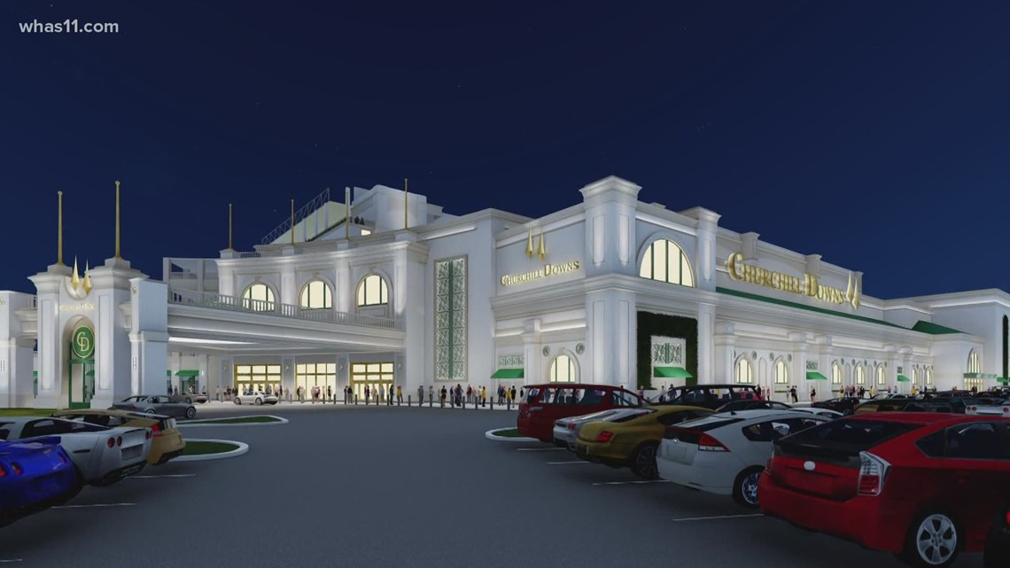 Churchill Downs may resume $300 mil hotel project