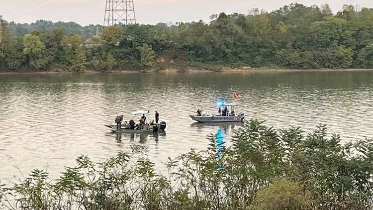 ISP: Car in 2002 missing person investigation located in Ohio River