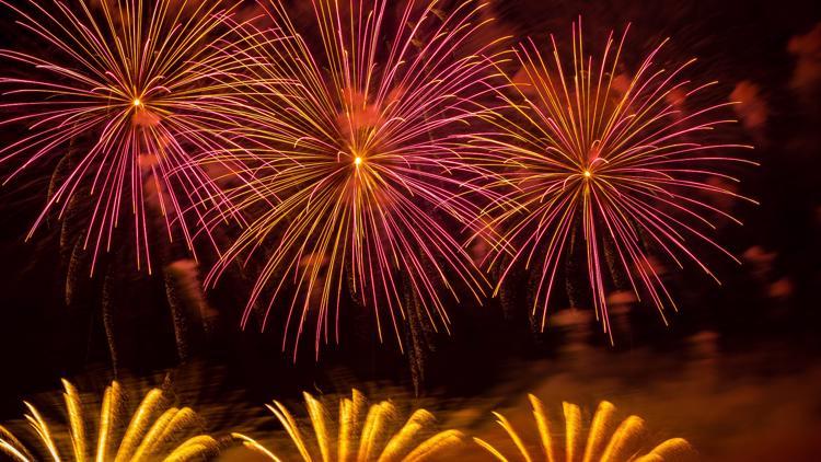 PHOTO | Snap, crackle, thunder! Thunder Over Louisville fireworks