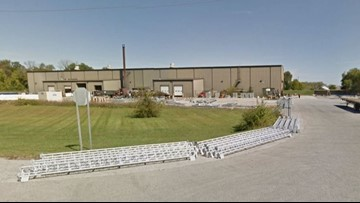 49-year-old found unconscious at Indiana coating company dies