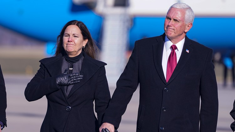 Mike Pence, wife buy suburban Indianapolis home for $1.93M