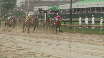 Racing industry support for Kentucky Derby disqualification call