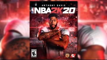 Anthony Davis Dwyane Wade To Cover Nba 2k20 Video Game