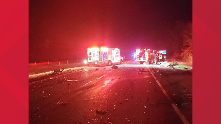 Multiple vehicles involved in 'serious' crash on I-65N in Indiana