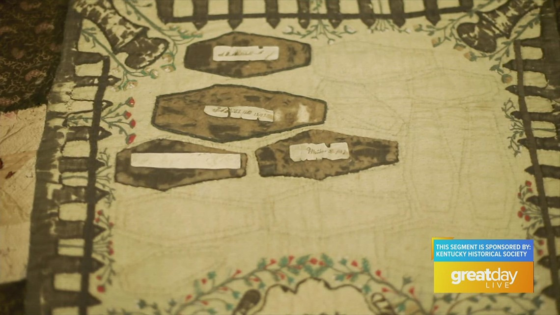 GDL: Kentucky History Treasures: Graveyard Quilt