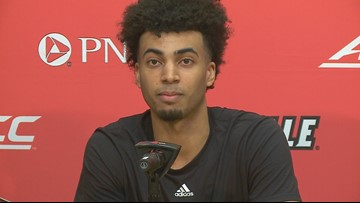 Nwora glad to be back with Cards