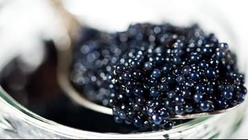 What exactly is caviar?